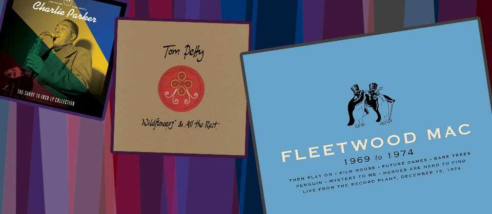 Box Sets for the Dedicated Music Fans on Your Holiday Shopping List