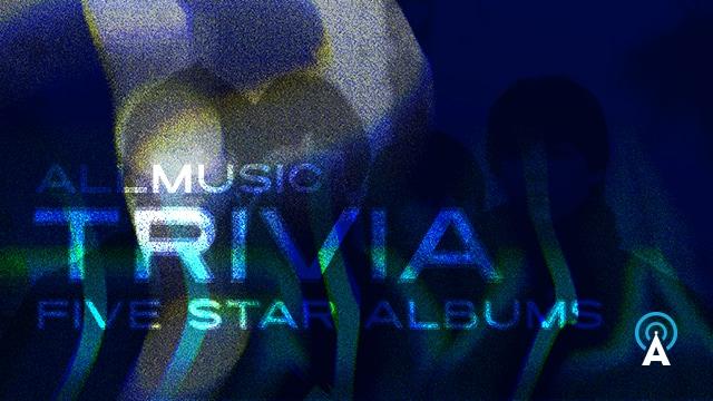 Trivia Five Star Albums