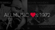 AllMusic Loves 1972