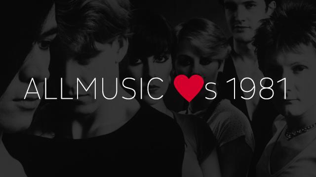 AllMusic Loves 1981
