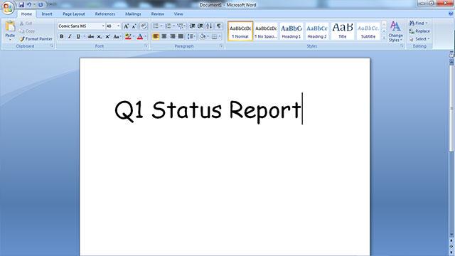 AllMusic Playlist: 2013 Q1 Status Report