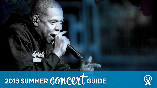 Summer Concert Guide: Justin Timberlake & Jay-Z