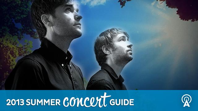 2013 Summer Concert Guide: The Postal Service