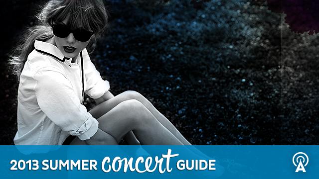Summer Concert Guide: Taylor Swift