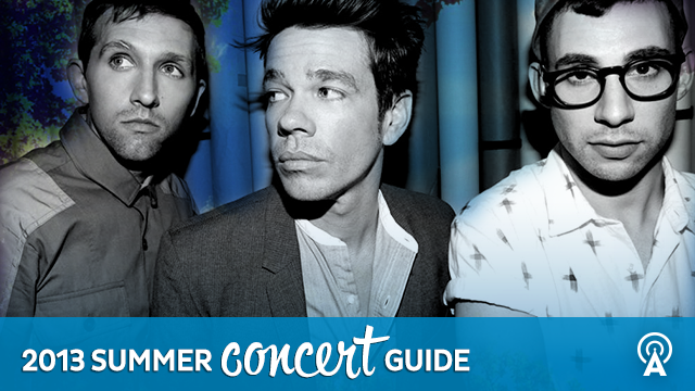 2013 Summer Concert Guide: fun.