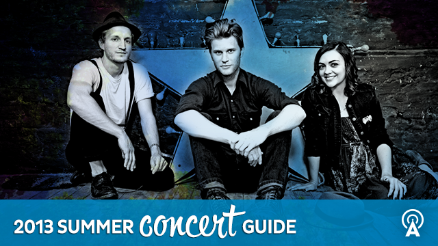 Summer Concert Guide: The Lumineers