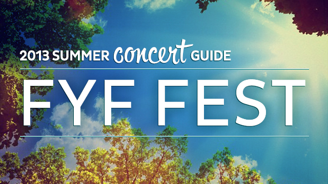 2013 Summer Concert Guide: FYF Fest