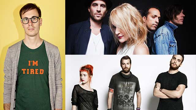 Win tickets to see Paramore, Hellogoodbye and Metric!