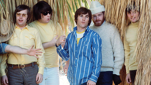 "Get ""Made in California"" with the Beach Boys!"