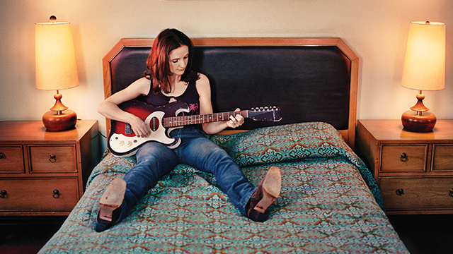 Win a Patty Griffin lithograph!