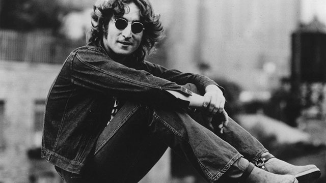John Lennon, in pictures and events