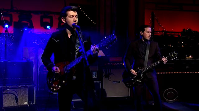 Radio on the TV: Arctic Monkeys, Mötley Crüe, Broken Bells and More