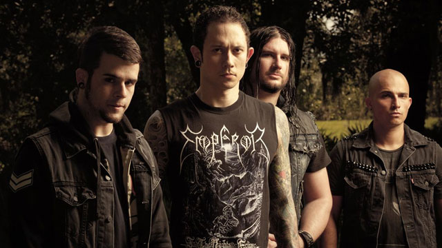 Guest Column: Matt Heafy on Emperor's 'In the Nightside Eclipse'