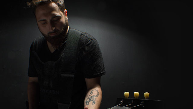 Exclusive Performance: Guitarist and Songwriter Monte Pittman