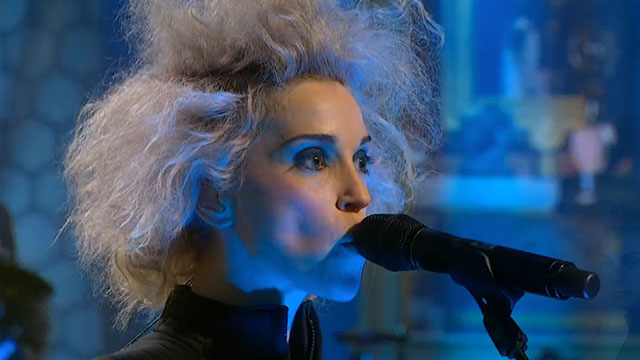 Radio on the TV: St. Vincent, Rick Ross, Band of Horses and More