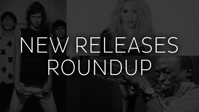 New Releases Roundup: March 25, 2014
