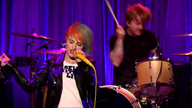 Radio on the TV: Performances from Paramore, Kelis, Death and More