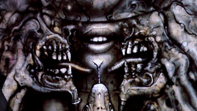 The Album Covers of H. R. Giger