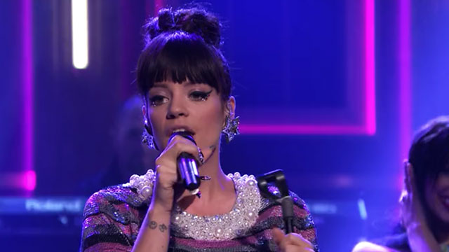 Radio on the TV: Performances from Lily Allen, Dolly Parton, Neil Young and More