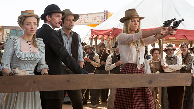 'A Million Ways to Die in the West' Soundtrack Premiere and Composer Interview