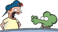 'Pearls Before Swine' Cartoonist Stephan Pastis on His Musical Inspirations and Dylan Obsession