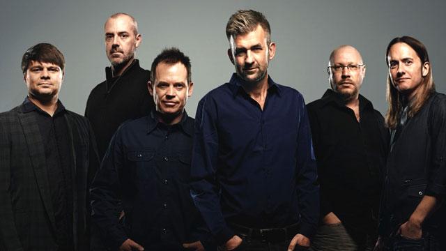 Album Premiere: The Verve Pipe, 'Overboard'