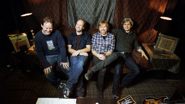 Advance Album Streams from Phish and Mastodon, Plus an Unreleased Aphex Twin Album