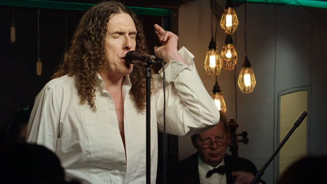 Radio on the TV: Performances from Weird Al, Bob Mould, Ed Sheeran and More