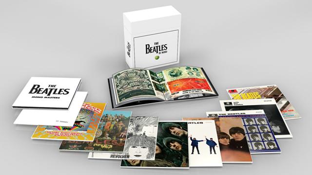 Giveaway: The Beatles in Mono 14-LP Vinyl Box Set