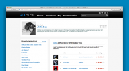 New AllMusic Feature - User Profiles & Sharing Your Album Lists