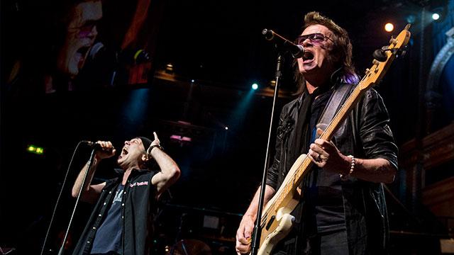 Deep Purple's Ian Paice Remembers Jon Lord, Plus a Live Video of