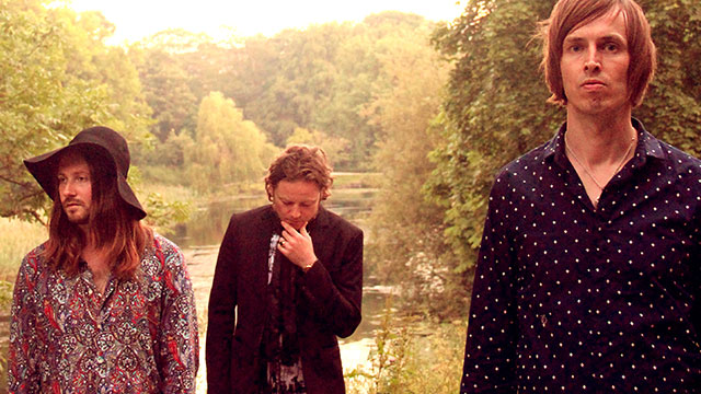 Song Premiere: Scandinavian Psychedelia from Black Light White Light -
