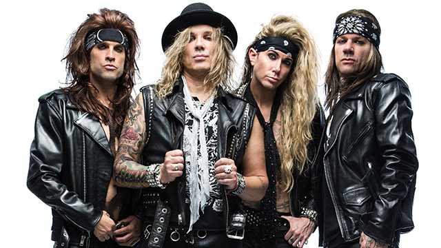 Steel Panther Dissects Their Favorite Unintentionally Funny Music Videos