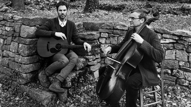 Album Premiere: Piers Faccini & Vincent Segal - 'Songs of Time Lost'