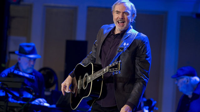 Giveaway: Neil Diamond's New Album and a NSFW T-Shirt