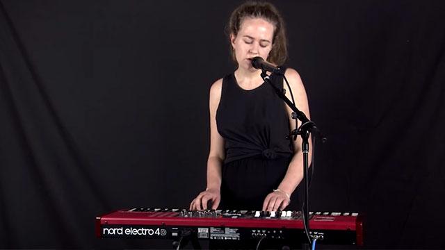 Exclusive Performance: Alice Boman