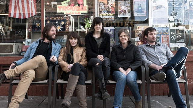 """Song Premiere: Ark Life - """"Very Fine Friends,"""" Rootsy Rock from Denver"""