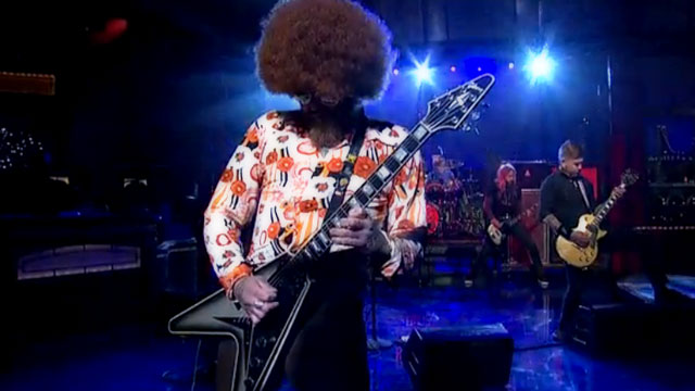 Radio on the TV: Performances from Mastodon, Beck, T.I., Billy Idol and More