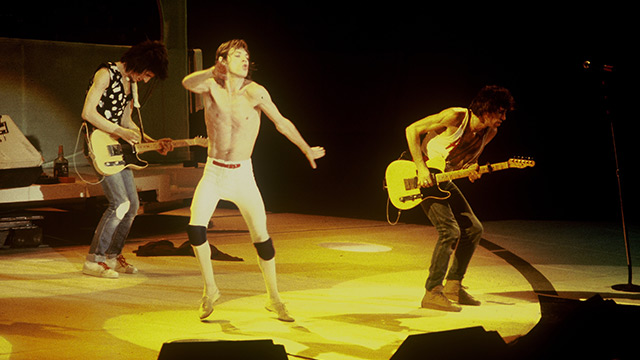 Giveaway: The Rolling Stones Live in 1975 and 1981 CD/DVD Sets