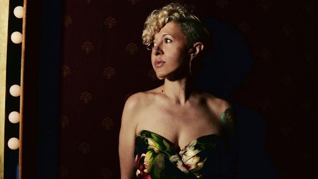 Album Premiere: Acoustic Folk From Cariad Harmon