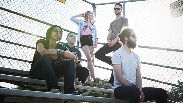 Album Premiere: Act As If - 'Steady,' Sweetly Harmonized Pop Rock from L.A.