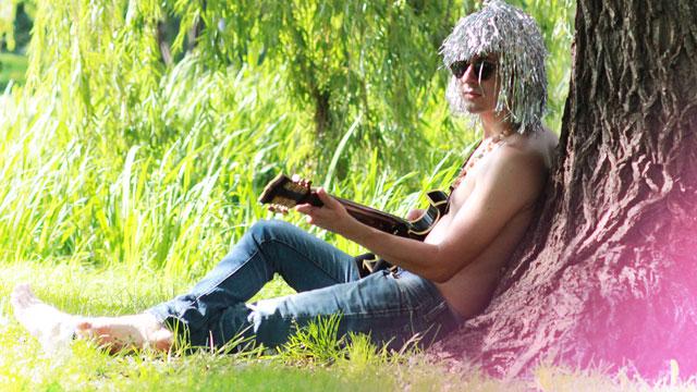 Album Premiere: Dam Gila (aka Adam Gil of YAWN) - 'So Long, Leisure'
