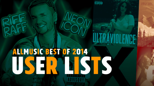 List Your Favorite Albums of 2014, Win AllMusic Swag