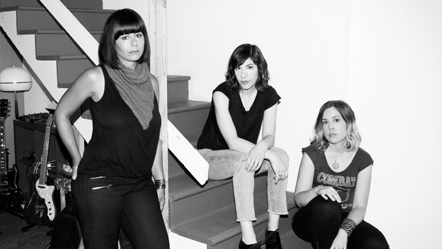 Advance Album Streams from Sleater-Kinney, Marilyn Manson, the Decemberists and More