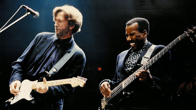 "Bassist Nathan East on Eric Clapton and ""Change the World,"" Plus, Watch His Documentary"