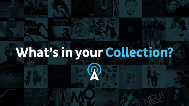 New AllMusic Feature - Share Your Album Collection
