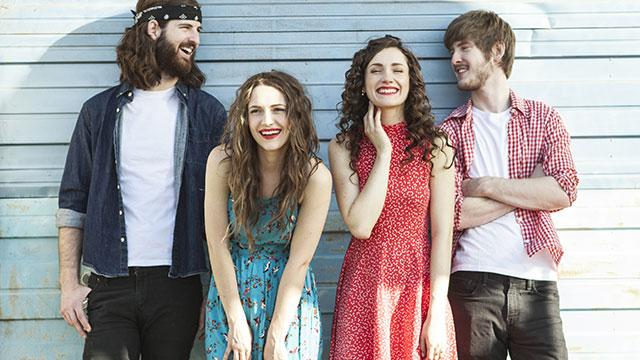 Album Premiere: The Vespers Meld Folk-Pop and Americana on 'Sisters and Brothers'