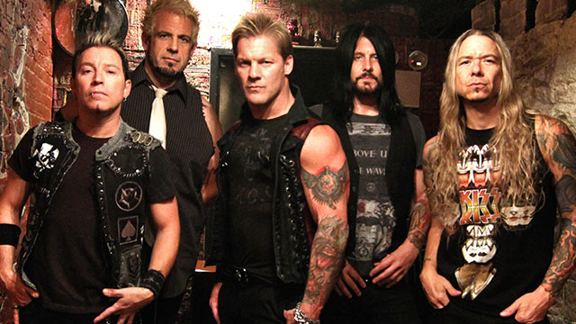 Chris Jericho On His Early Music Memories, His Indoctrination Into Metal and the Battle for Respect