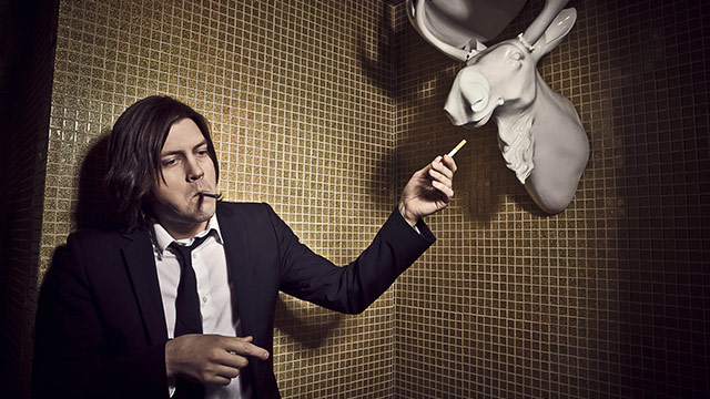 Trevor Moore (Whitest Kids U' Know) Flexes His Musical Comedy Chops on 'High in Church'