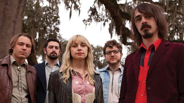 Song Premiere: Cajun Band Feufollet Ponders the Big